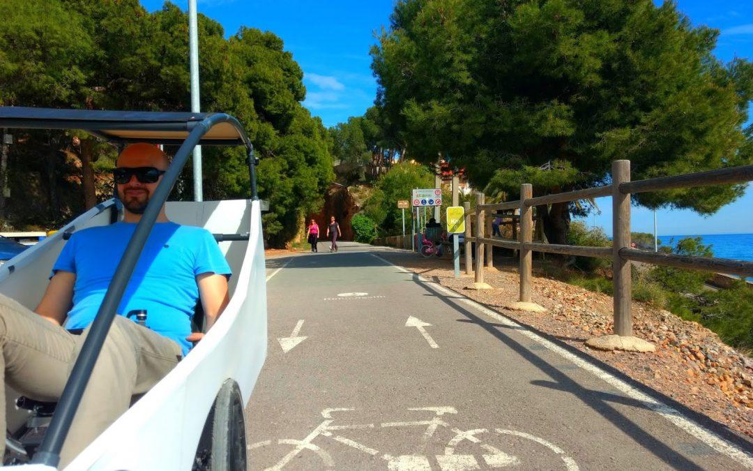 El vehículo sostenible para la ciudad y viajar perfecto: Tricy ONE 🌄🚲🌆